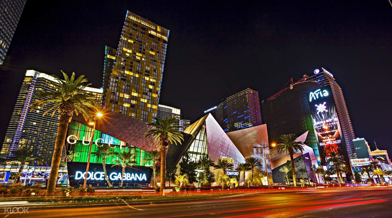 las vegas night strip tour with champagne toast