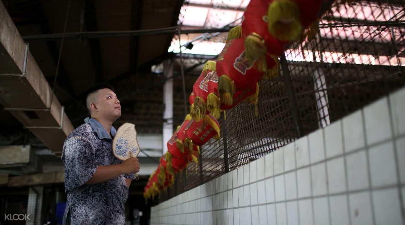 台中旧城巡礼&太阳饼手作体验