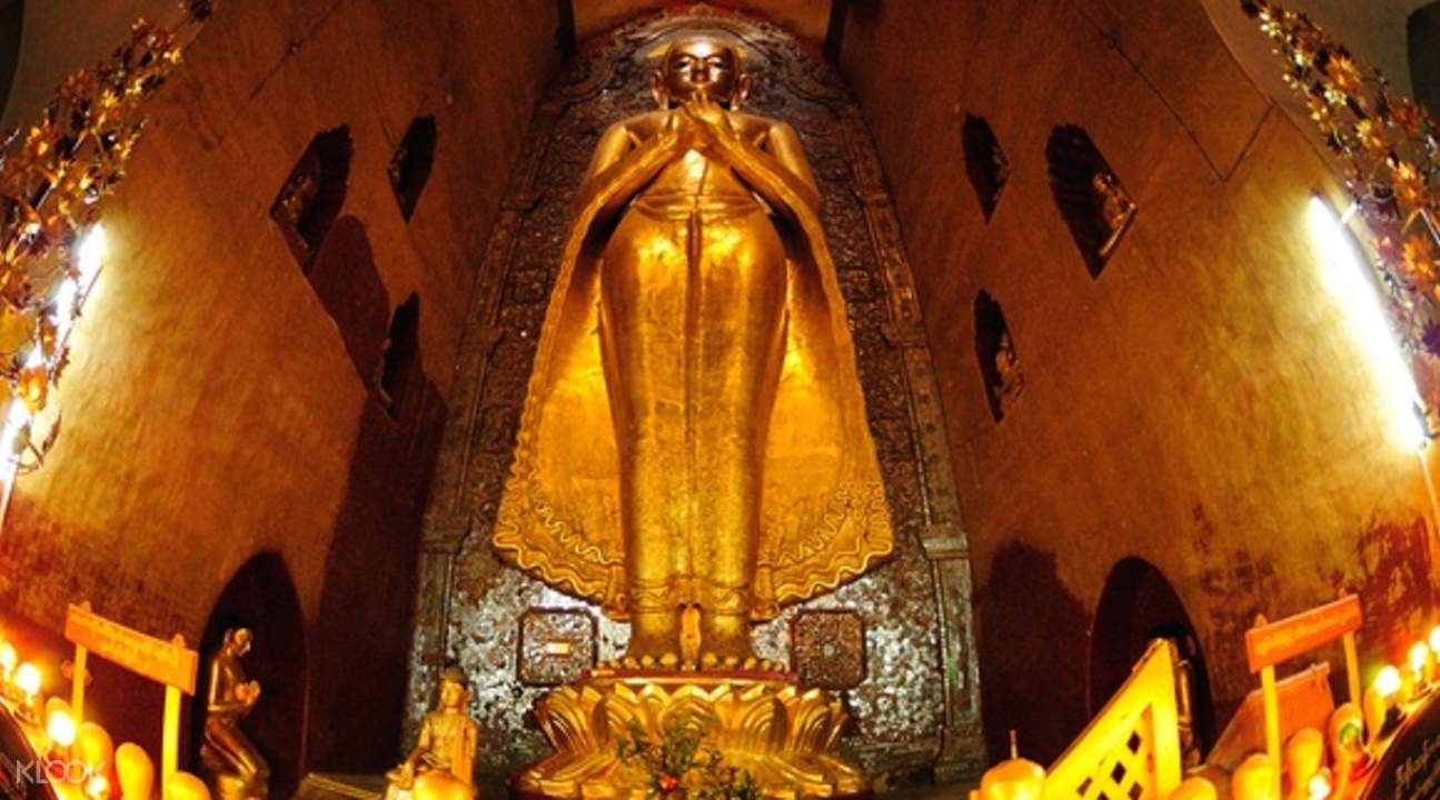 ananda temple tour bagan