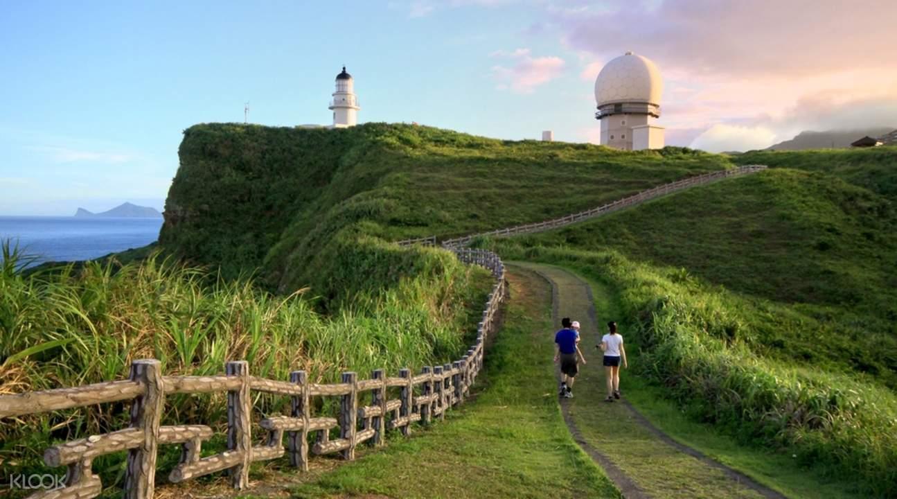 lighthouse northern taiwan tour