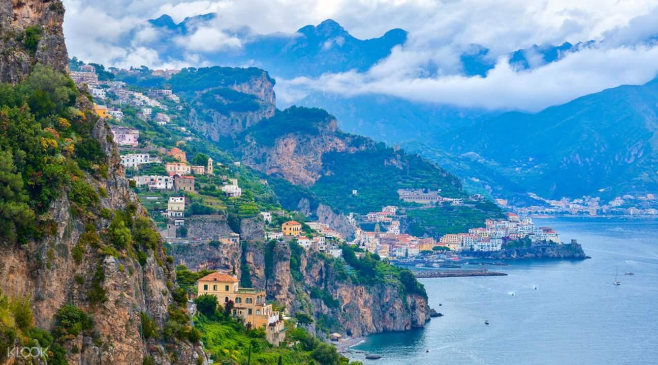 amalfi day tour