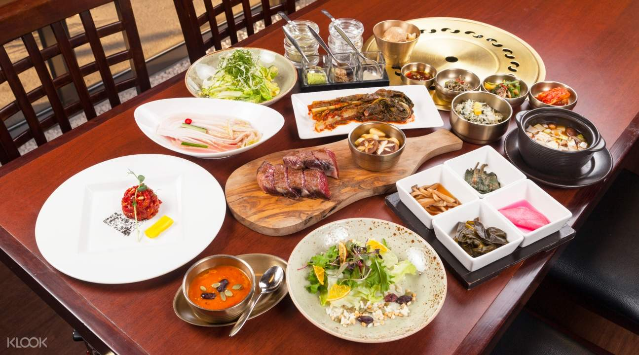 youlam the grill tmark grand hotel myeongdong, youlam the grill tmark grand hotel myeongdong reservation, youlam the grill tmark grand hotel myeongdong seoul, youlam the grill sonamu course