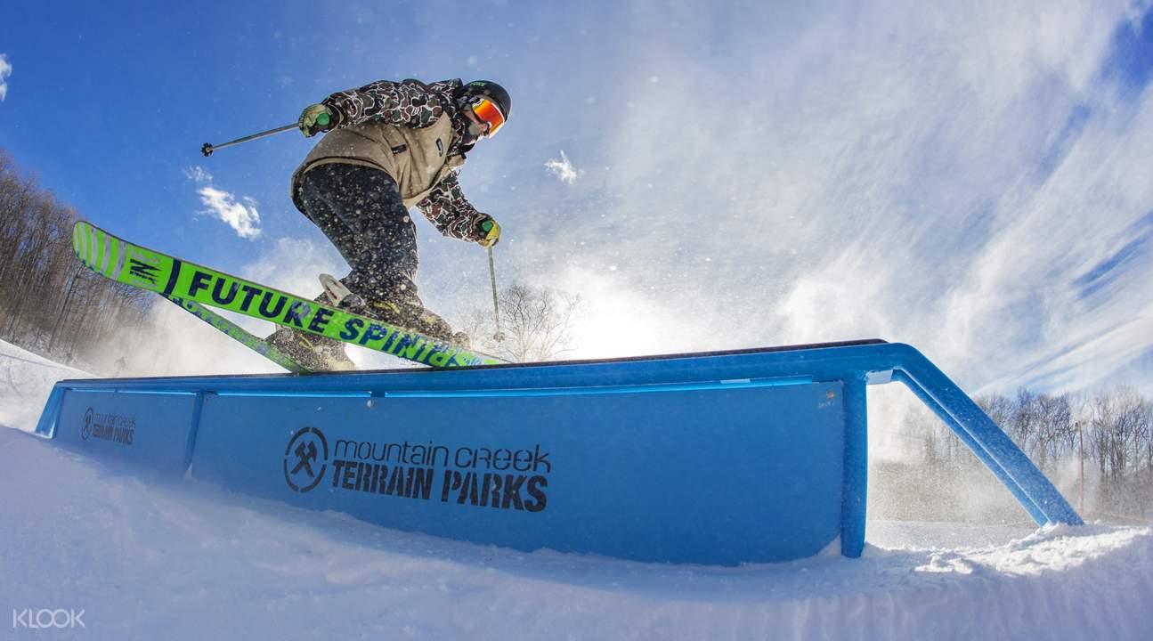 Mount Creek snowboard