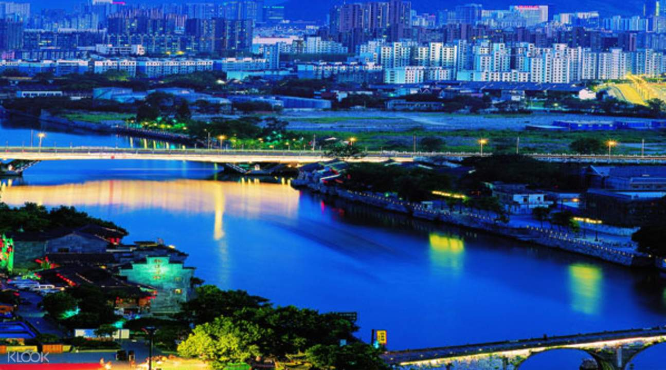 京杭大運河日間遊船