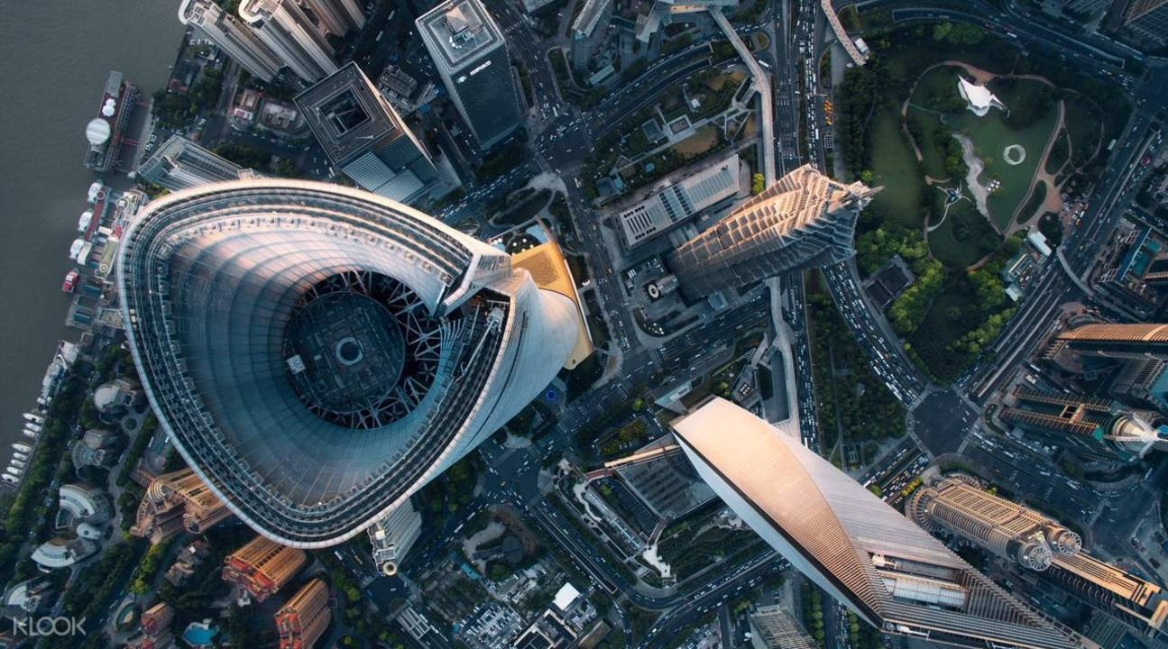 shanghai tower elevators