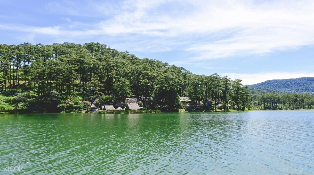 大叻宣林湖