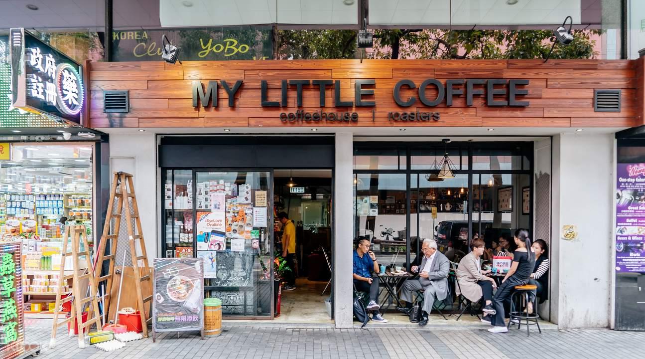 my little coffee coffeehouse and roasters tsim sha tsui hong kong