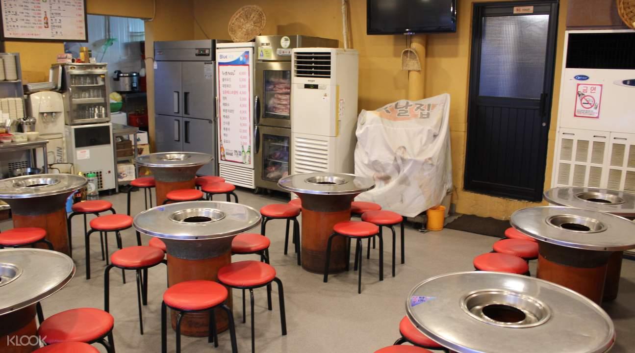 首尔老房子木炭烤肉(弘大店)优惠套餐