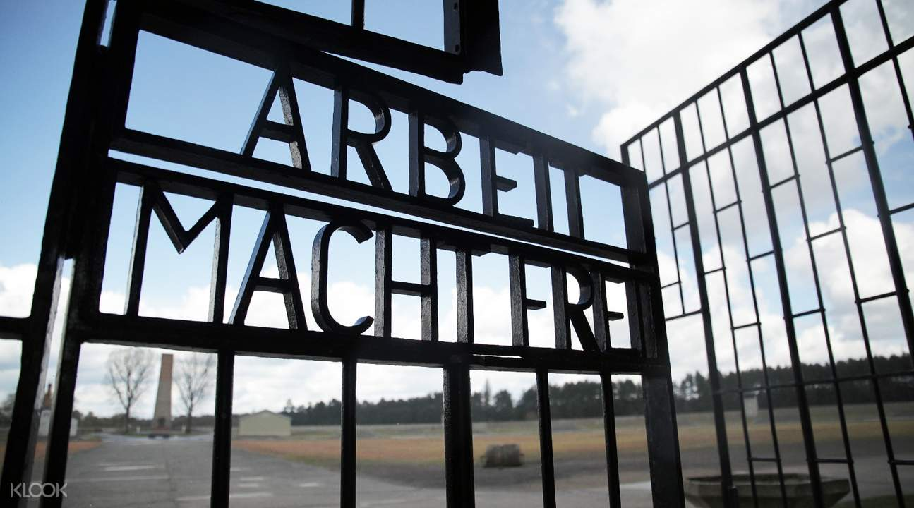 sachsenhausen concentration camp tour