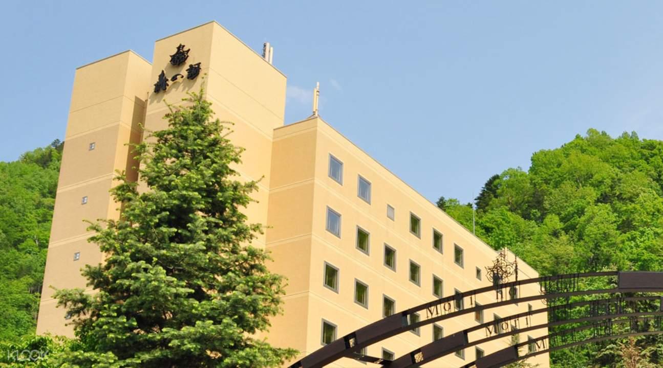 定山溪鶴雅溫泉度假酒店森之歌溫泉一日體驗