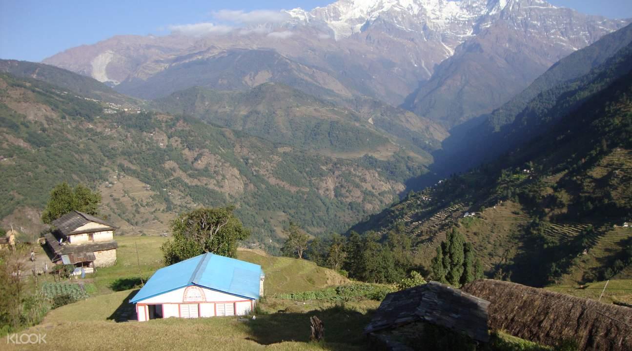 quaint villages annapurna base camp trek