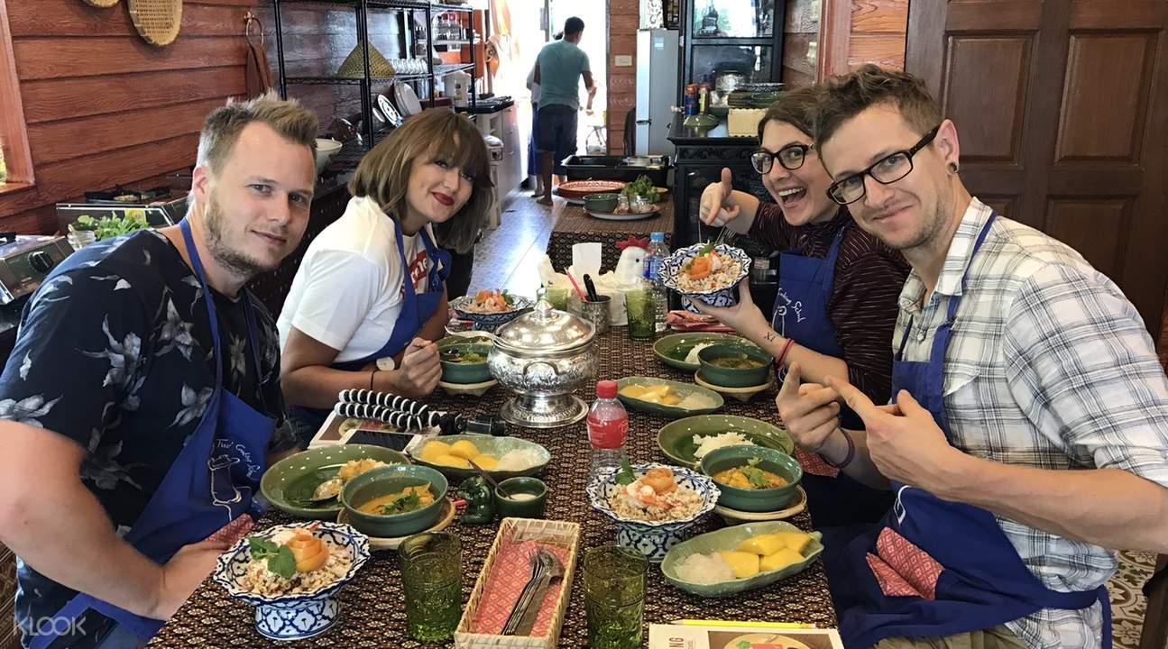Sompong 泰式料理烹饪课