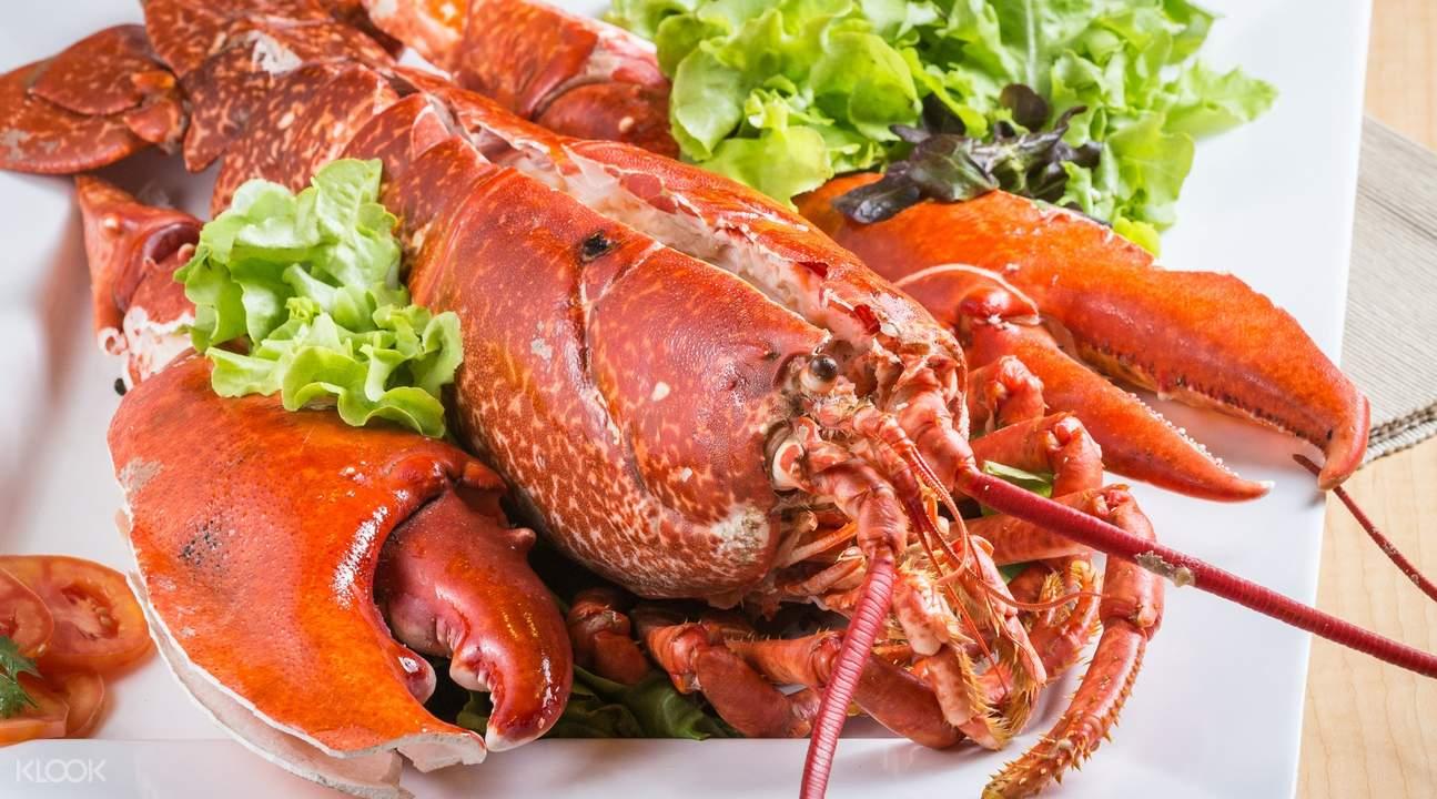 louis leeman seafood bangkok canadian lobster