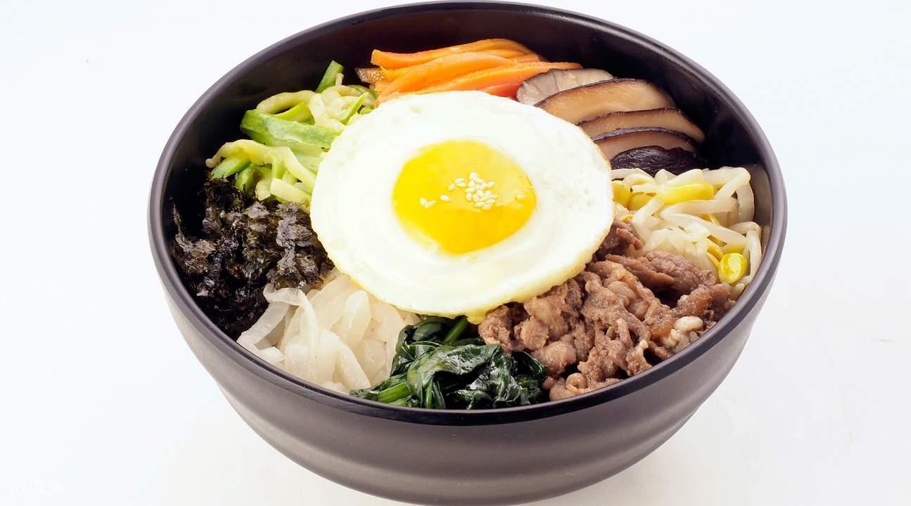 bibimbab kims bowl central hong kong