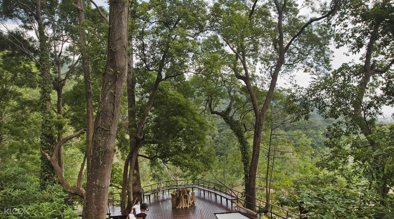 普吉岛丛林冒险