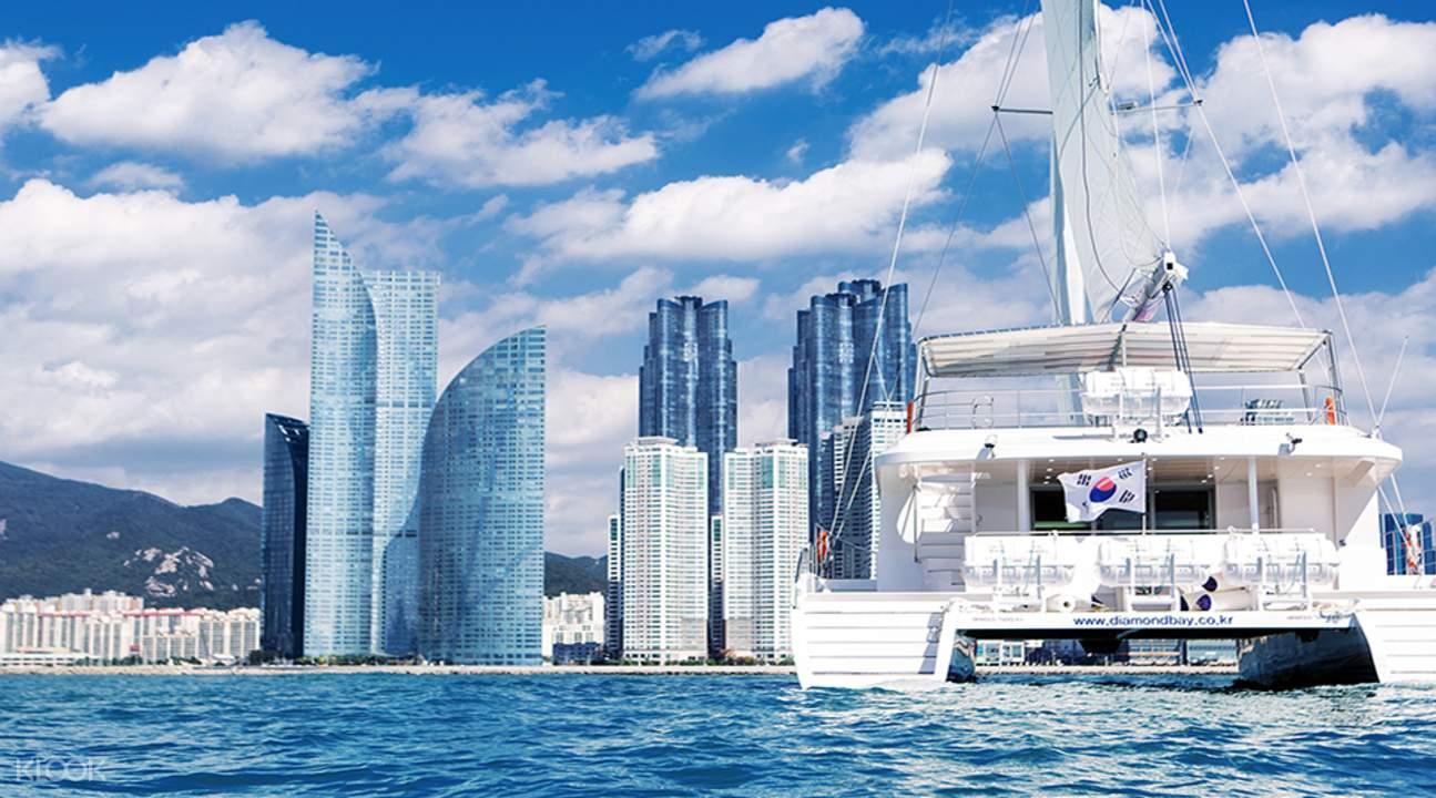 鑽石灣遊艇體驗