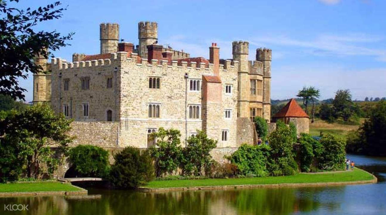 leeds castle, canterbury cathedral, dover full day tour