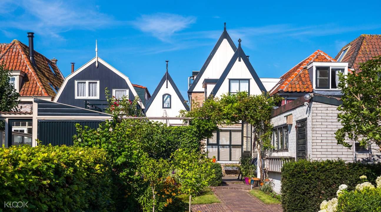 阿姆斯特丹自行车郊区探索之旅