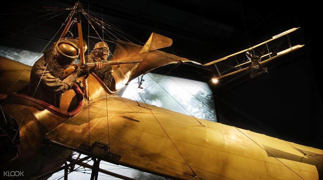 omaka aviation center peter jackson