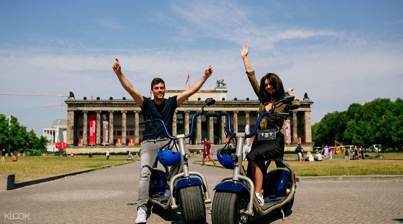 e-scooter tour berlin