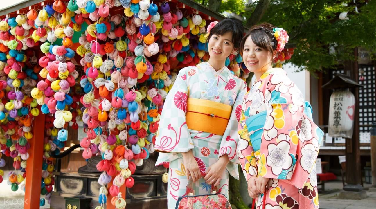京都梦馆和服外拍摄影