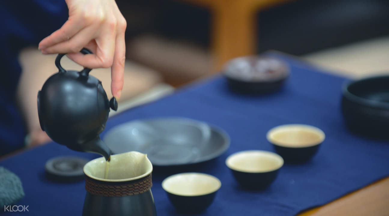Tea culture Japan
