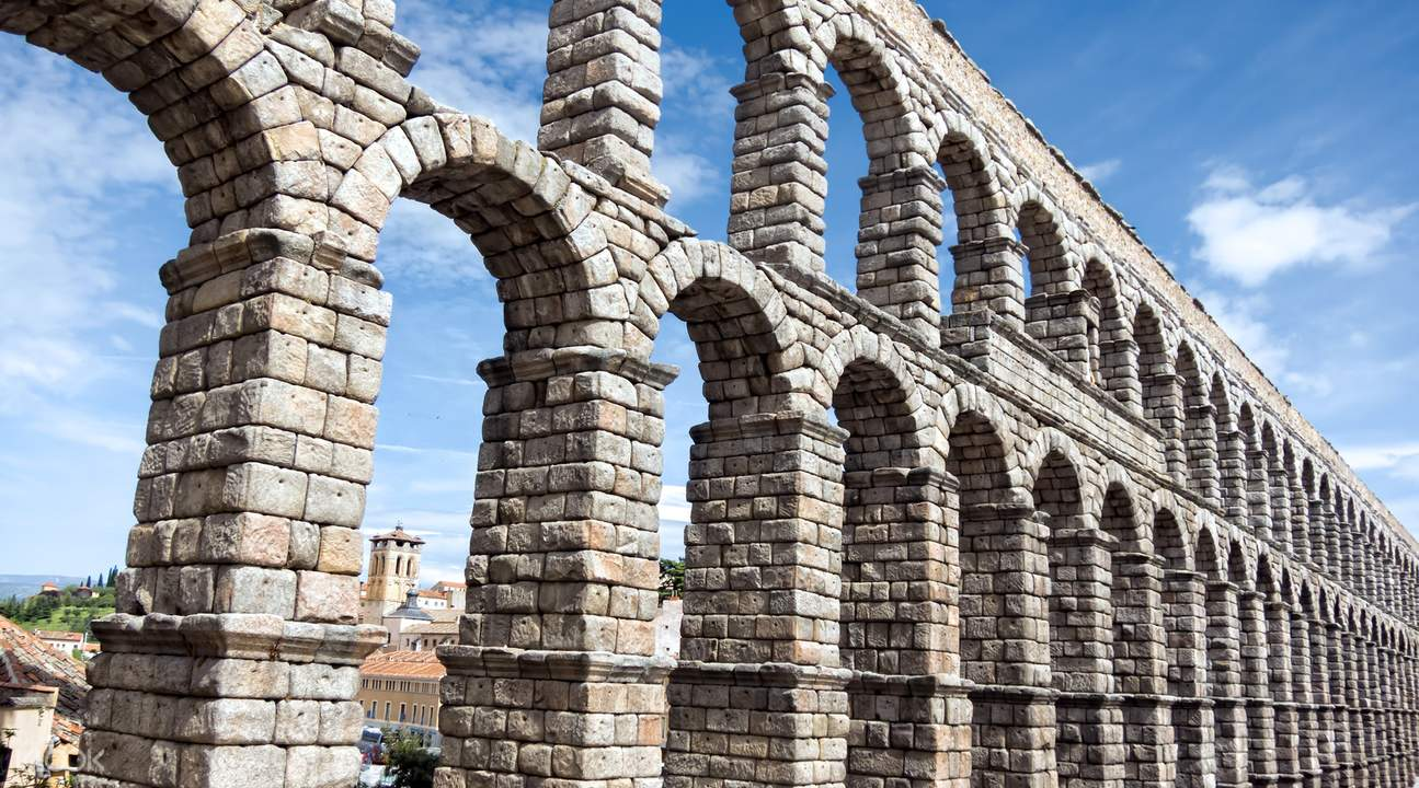 segovia tour from madrid