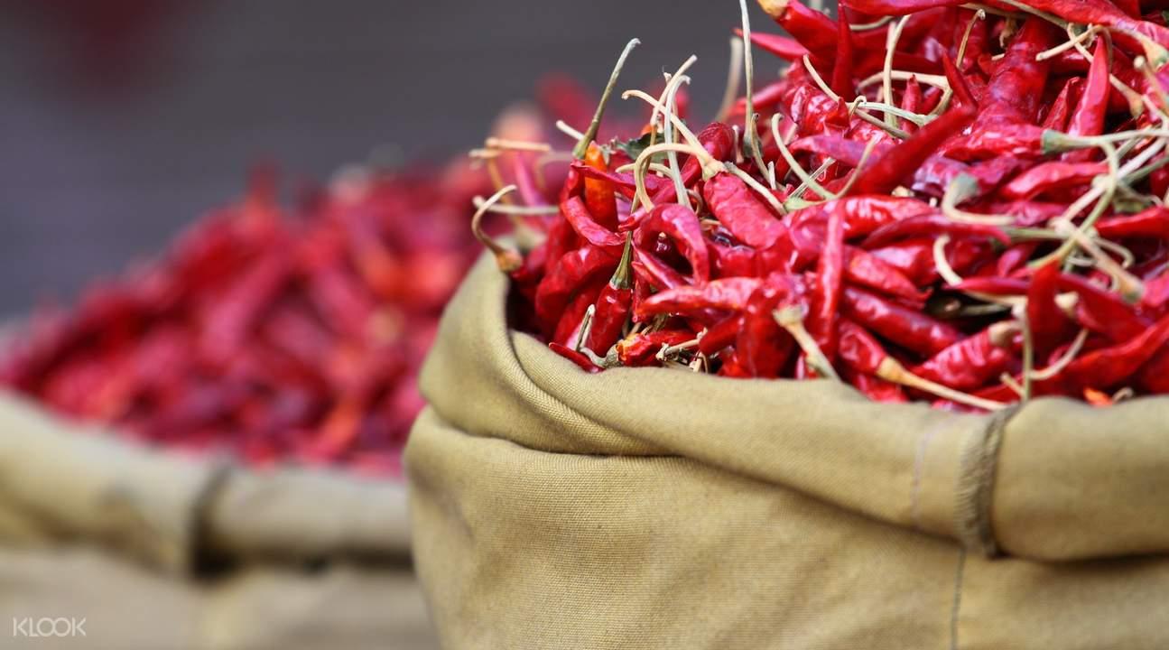 孟买香料市场