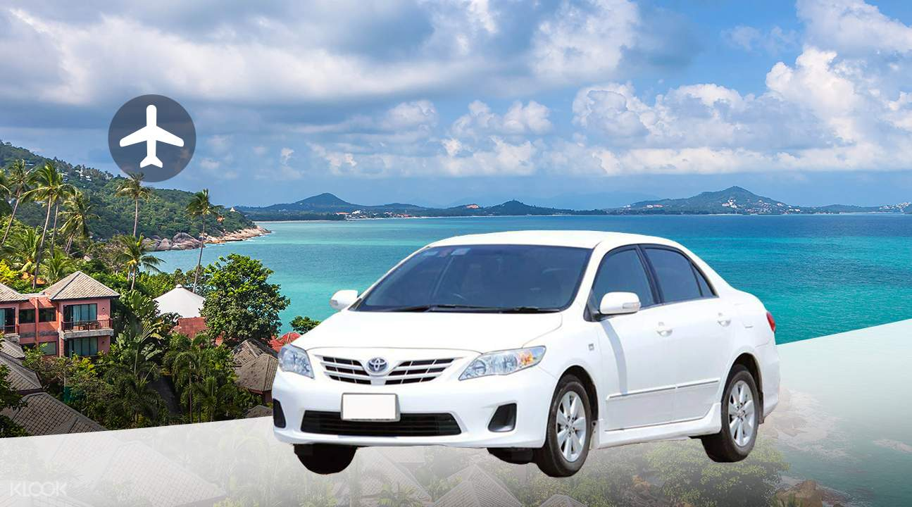 Surat Thani airport transfers