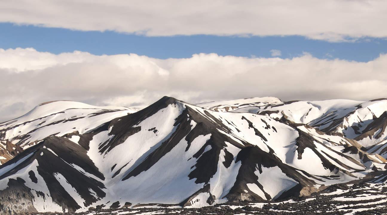 Þórsmörk hiking tour