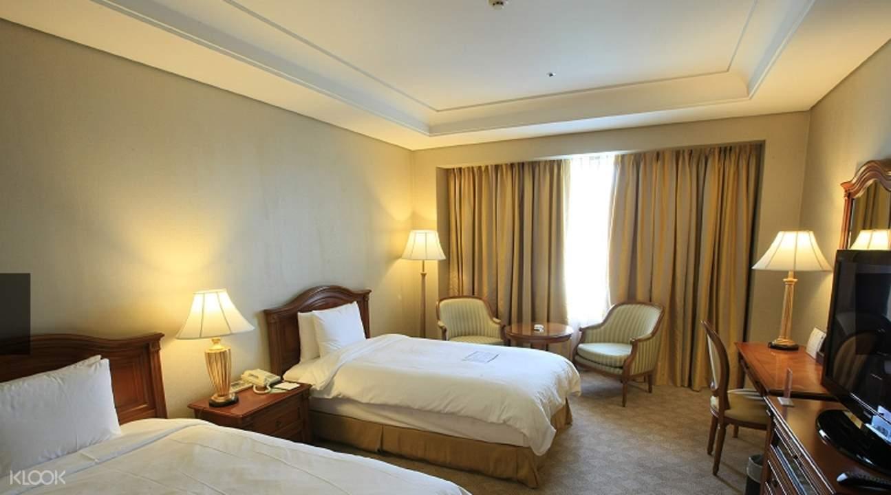江原乐园酒店