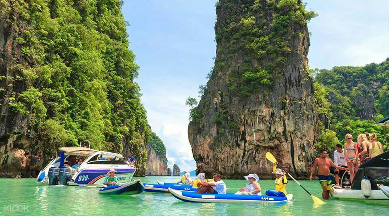 James Bond Island & Phang Nga Bay by Big Boat