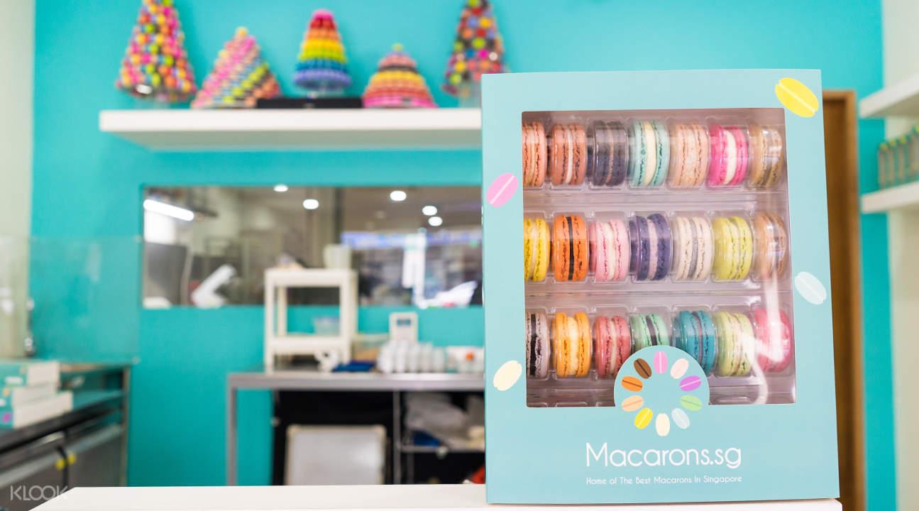 新加坡惹兰勿刹Macarons.sg