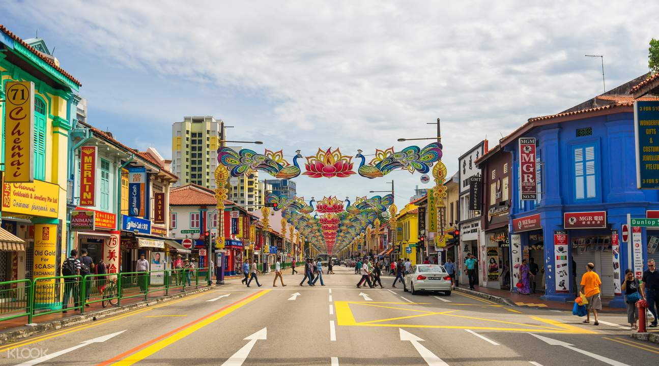 Little India tour Singapore
