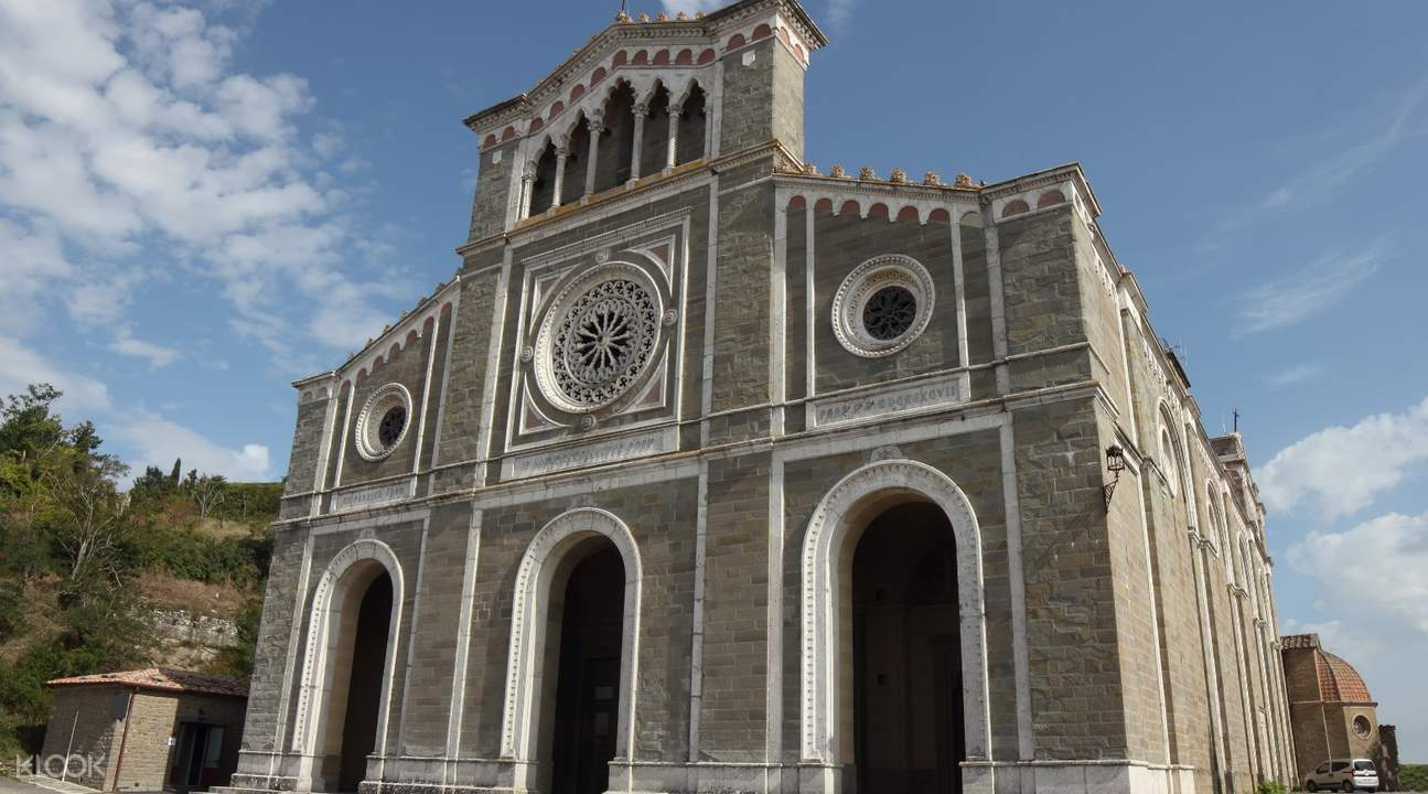 tuscany assisi day tour italy