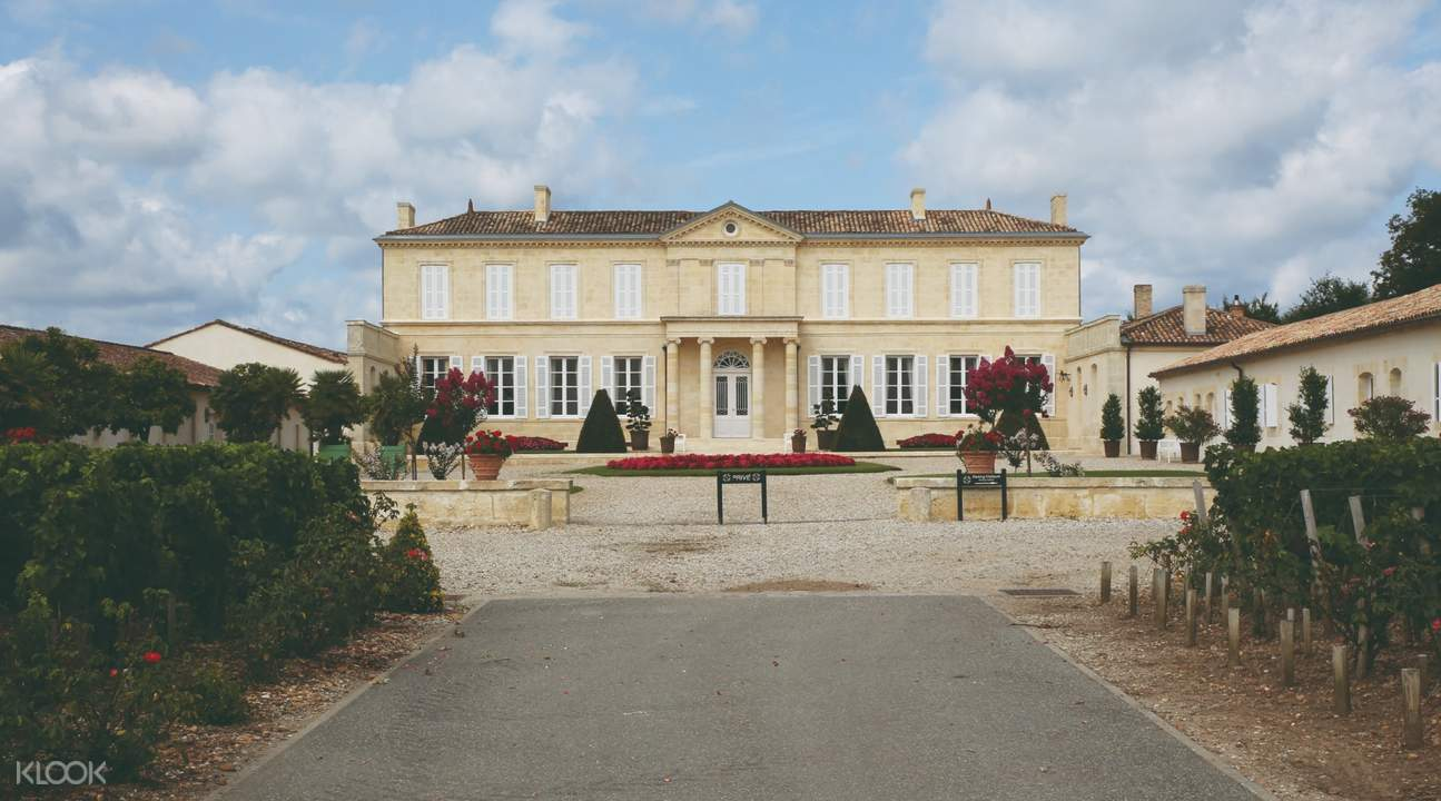 classic wines of medoc region half day tour bordeaux