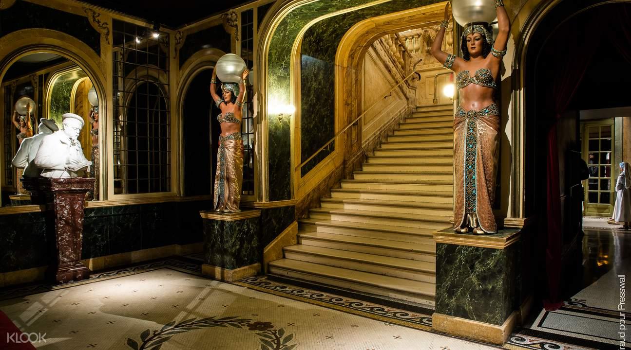 格雷萬蠟像館巴黎