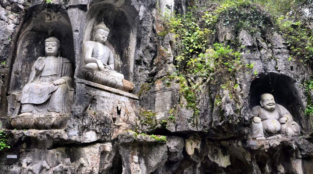 杭州西湖與靈隱寺一日遊