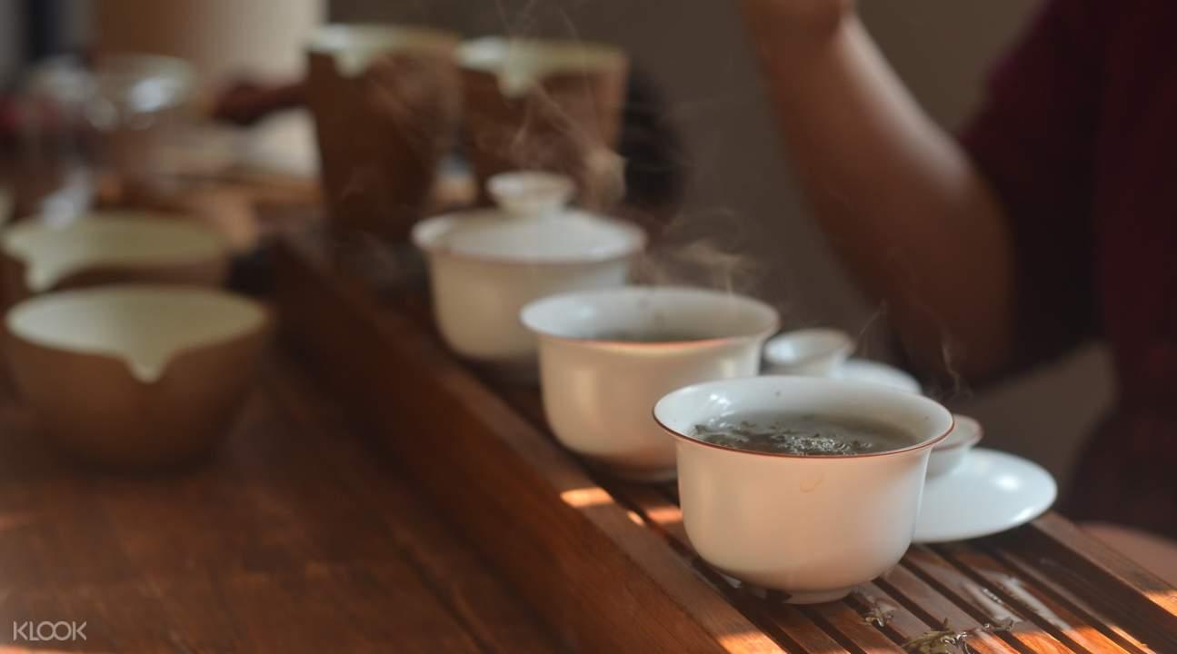 Plantation品茶體驗