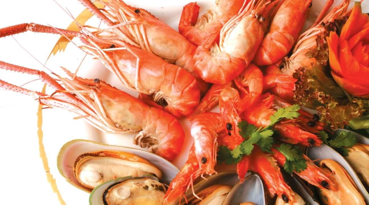 曼谷王权免税店Ramayana餐厅自助餐