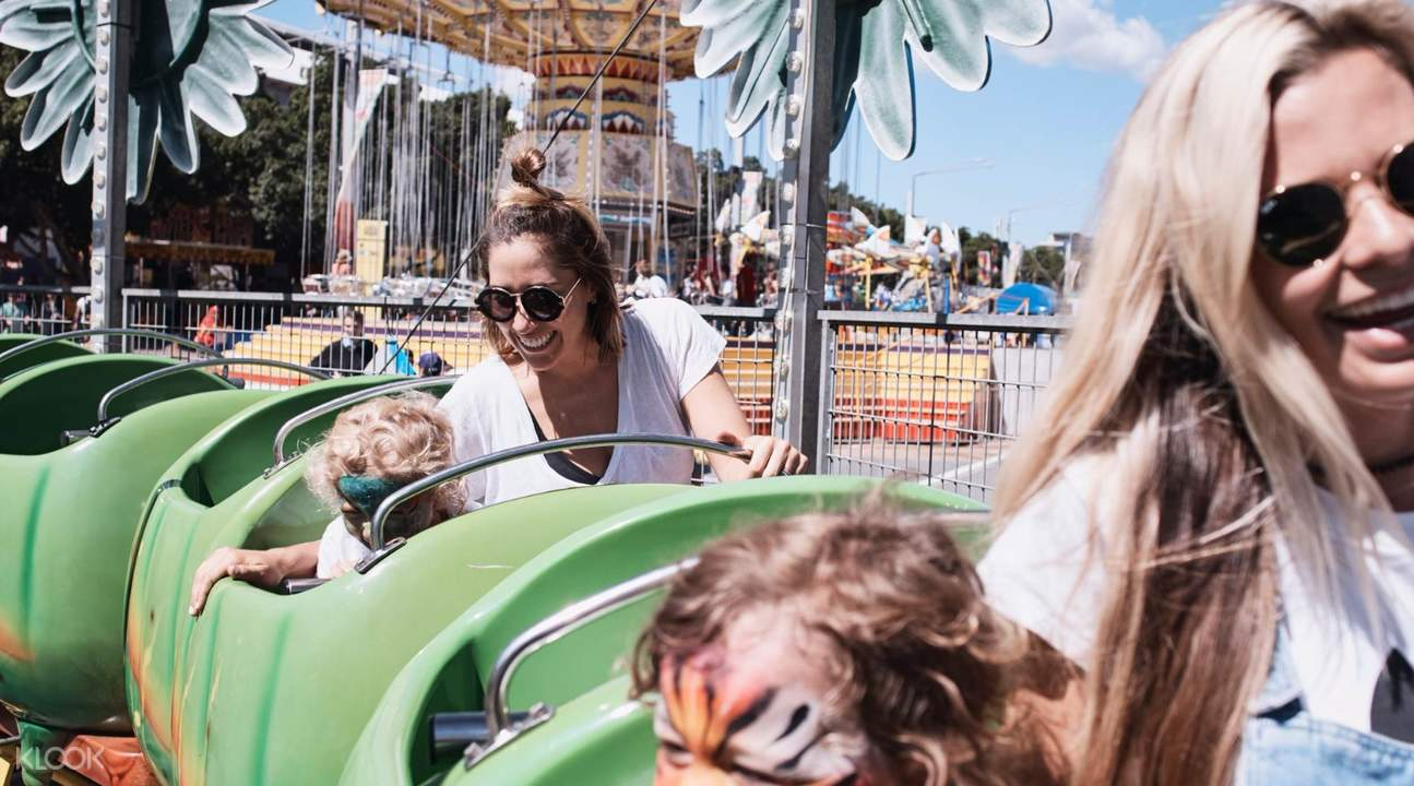 Deals for easter show 2018