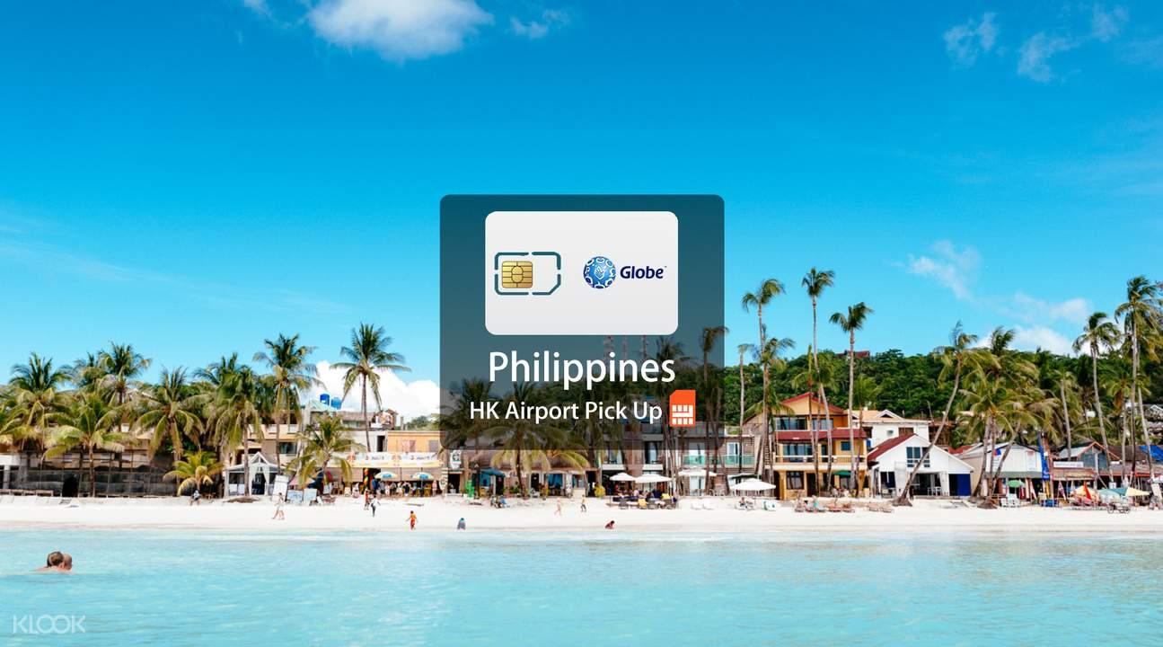 Globe 4g sim card philippines