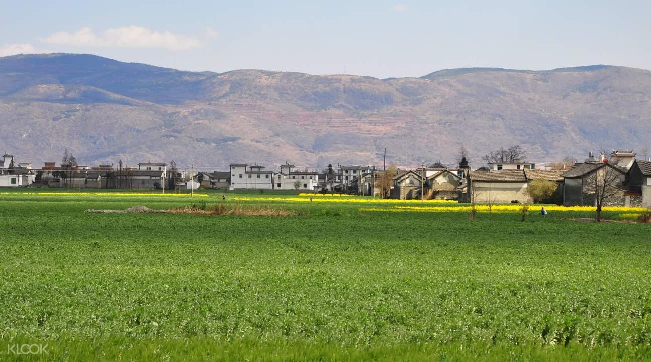 Dali countryside