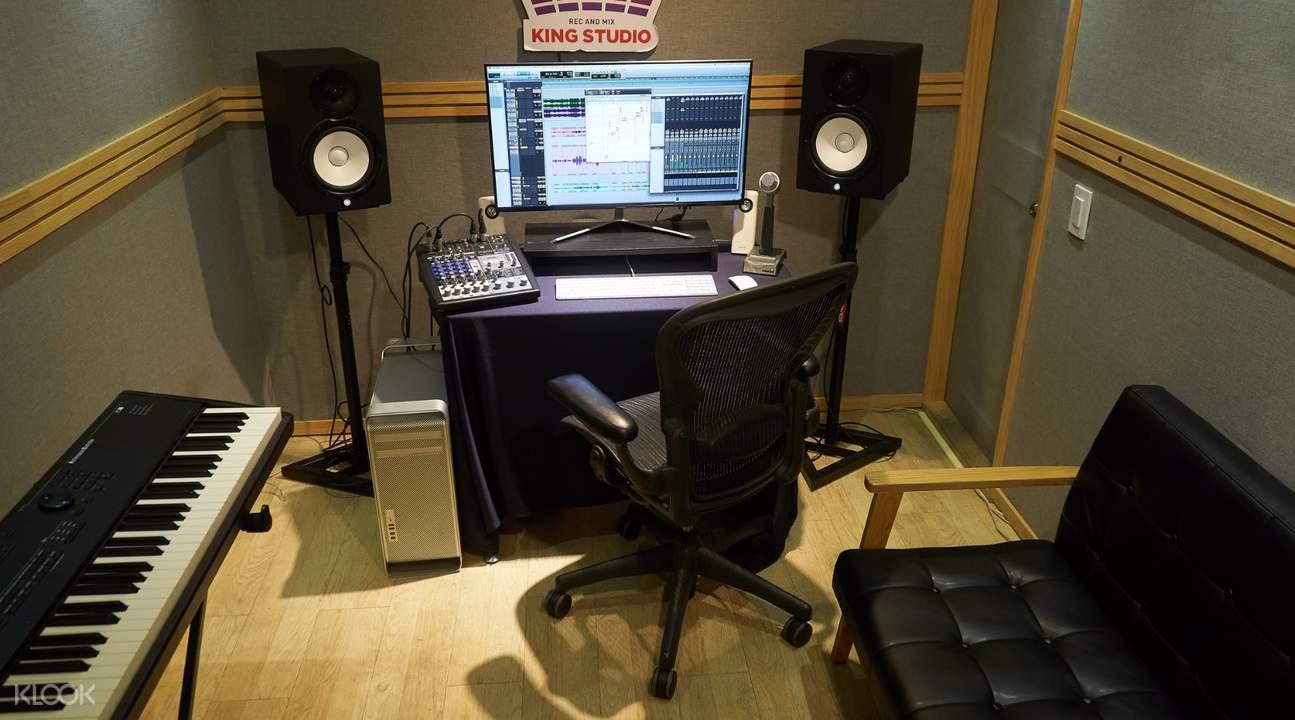 kpop song recording seoul