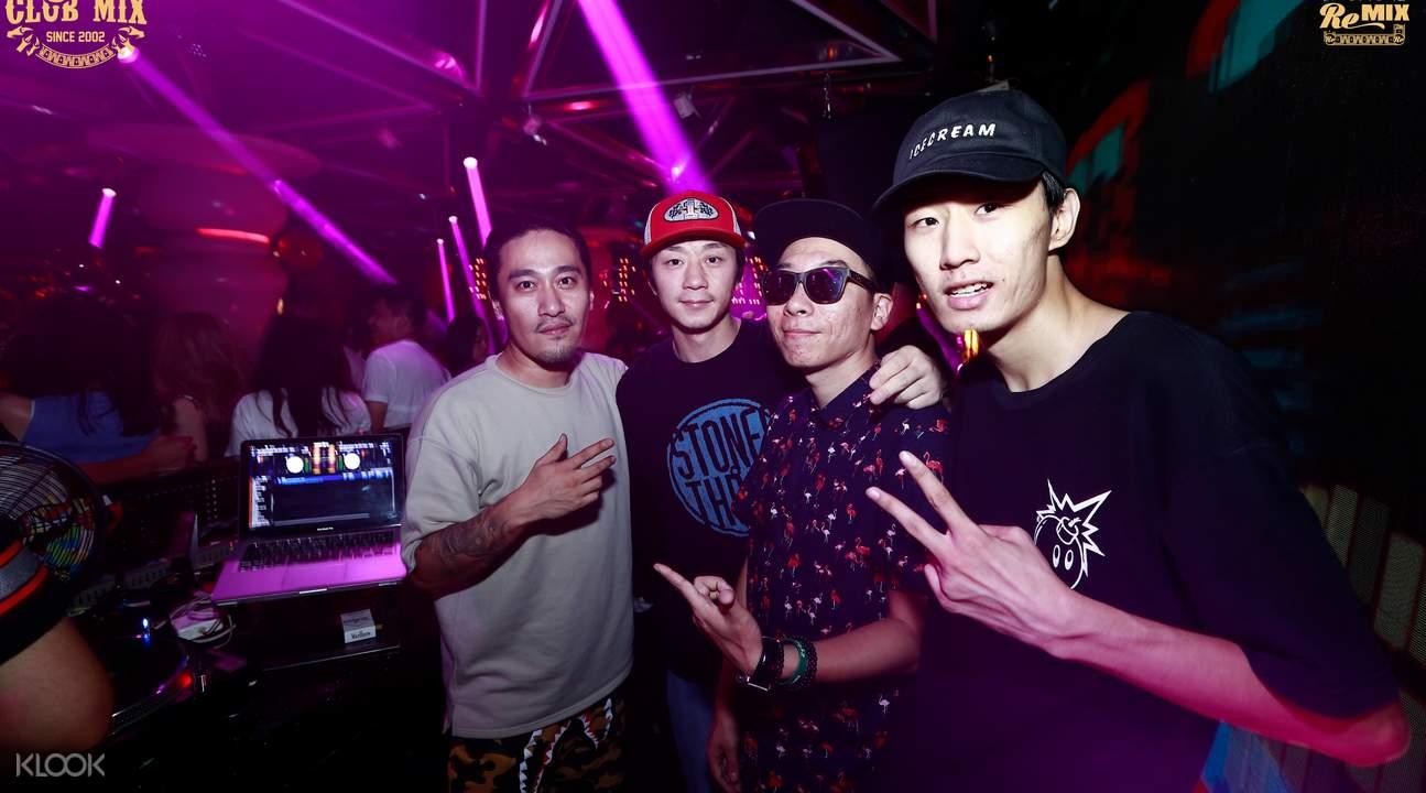 北京mixclub,北京mix俱乐部畅饮,北京mix酒吧