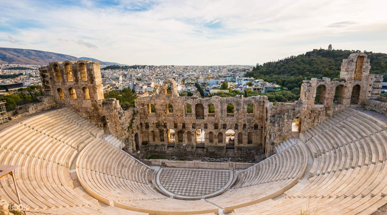 odeon of herodes atticus acropolis