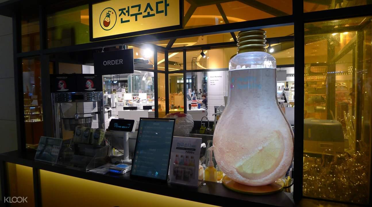 shopping tour seoul
