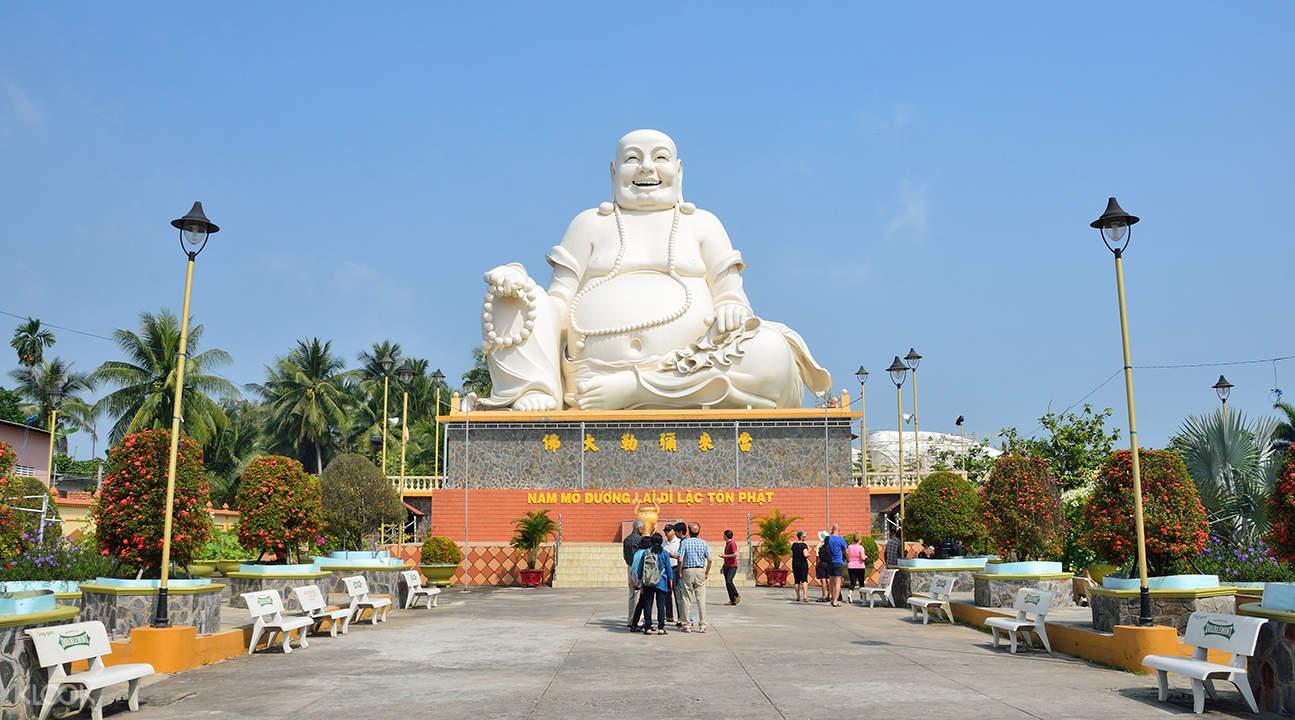 Vinh Trang寺廟