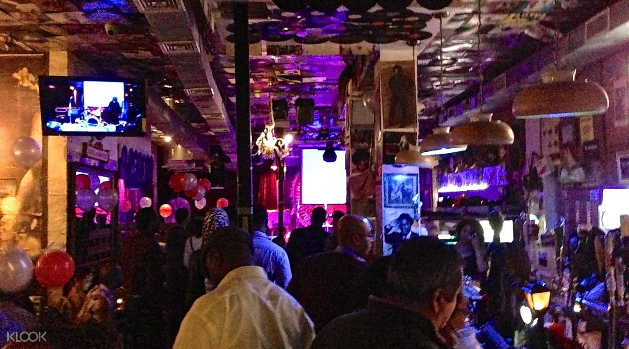 shrine world music venue harlem jammin' jazz evening tour new york