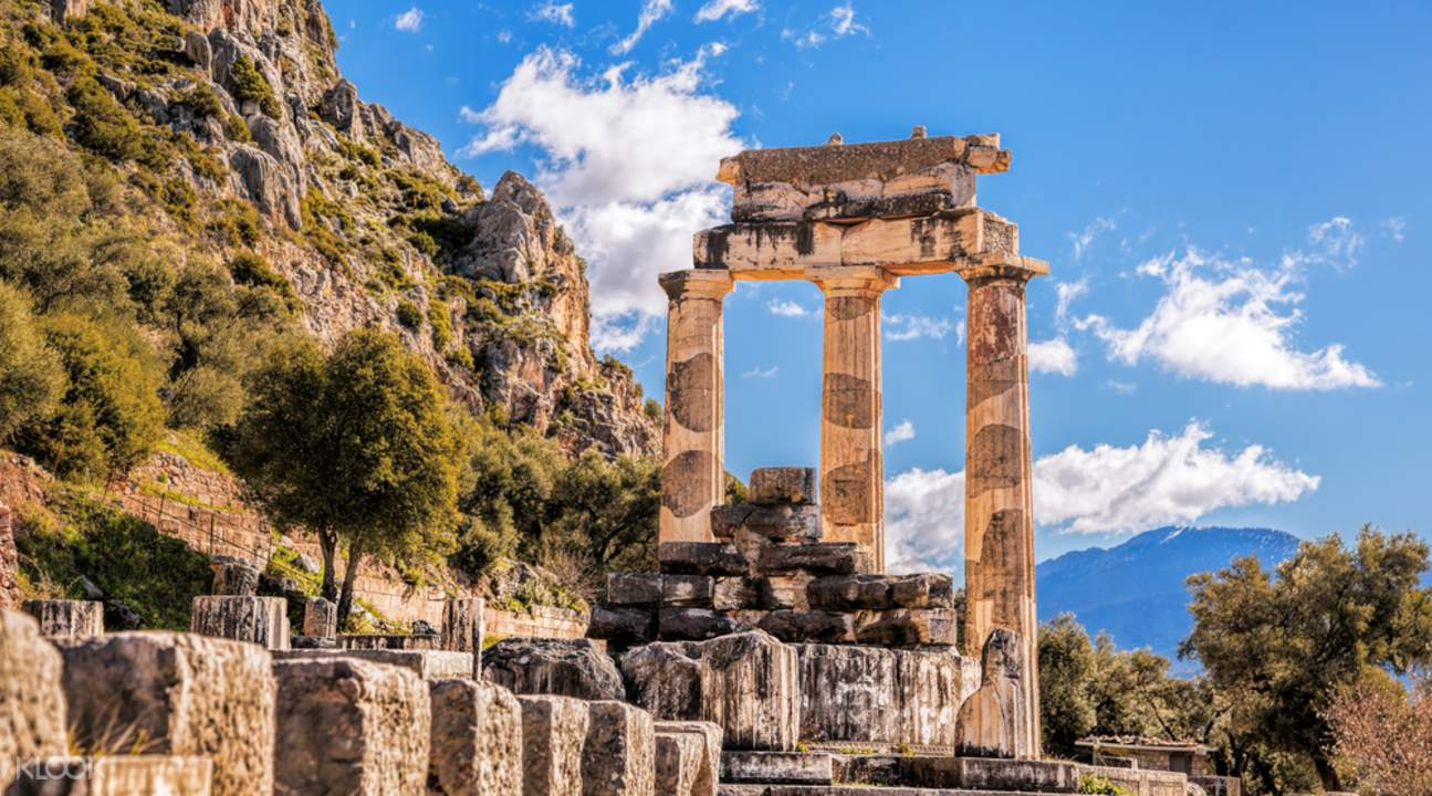Image result for delphi tour athens